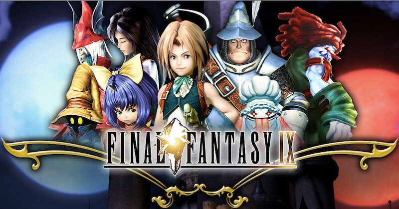 Square Enix lança Final Fantasy IX Digital Edition para a PS4