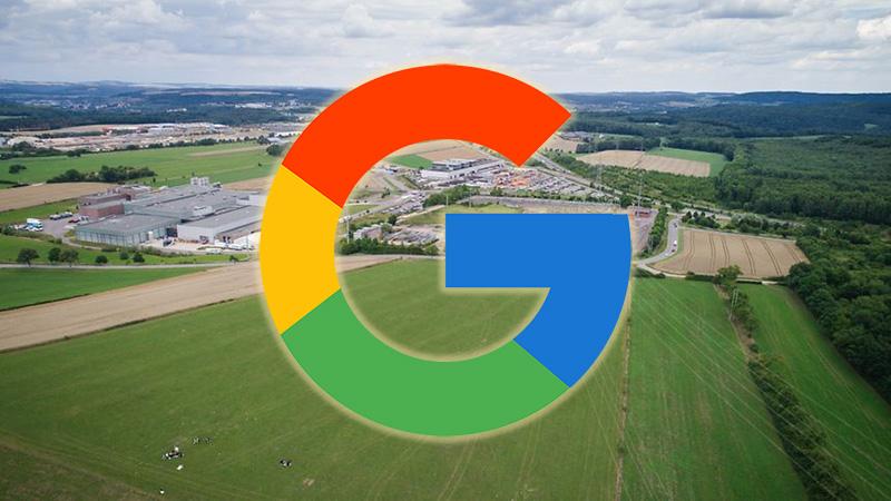 Google Android Centro Luxemburgo Europa