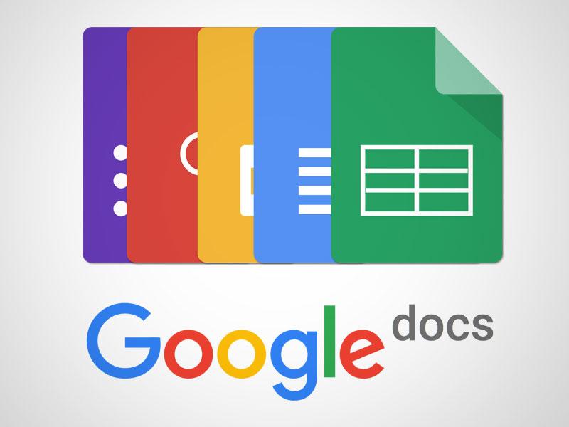 Google Docs Google Keep Chrome