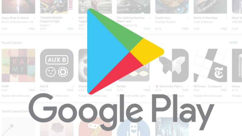 programa de recompensas Google Play Store