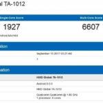 HMD Nokia 8 Android Oreo