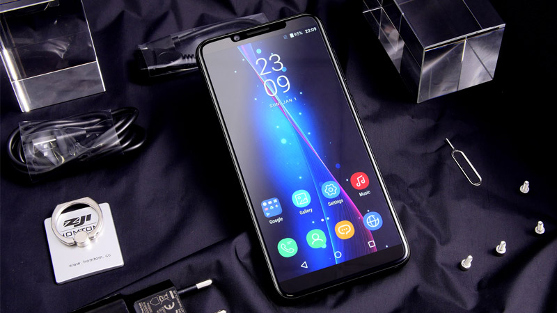 D€AL - São 10 smartphones Android da HomTom a menos de 145€