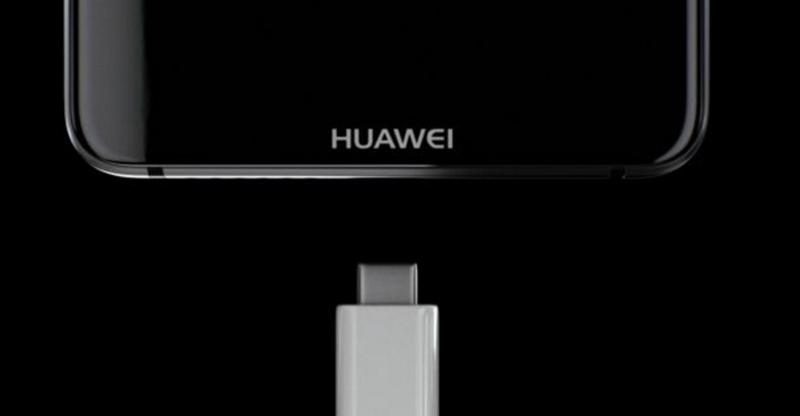 "Alegado ""render"" do Huawei Mate 10"