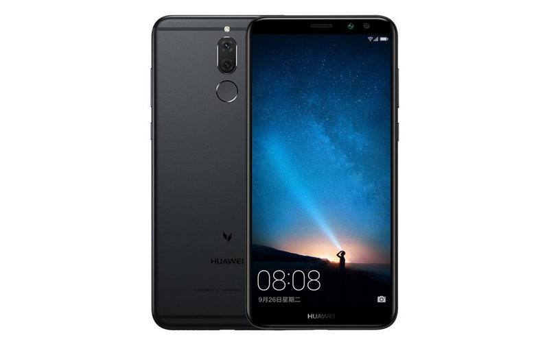 """""""Huawei Mate 10 Lite"""" é oficial, mas com um nome diferente!"""