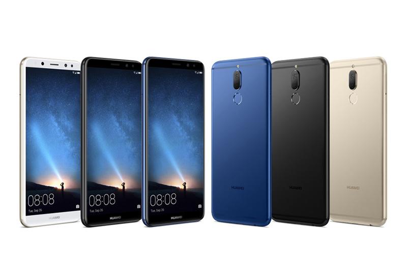 Alegado Huawei Mate 10 Lite