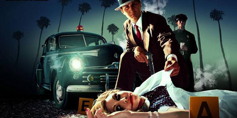 L.A. Noire sairá as consolas HTC Vive, Xbox One, PS4 e Switch