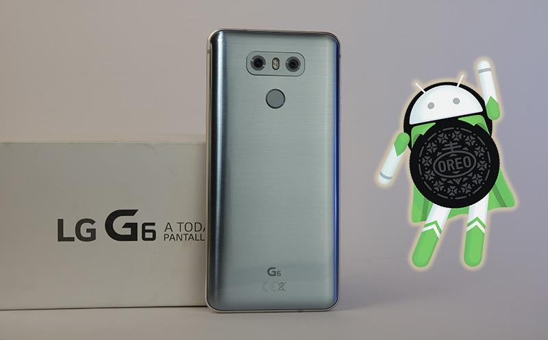 LG G6 4gnews LineageOS 15