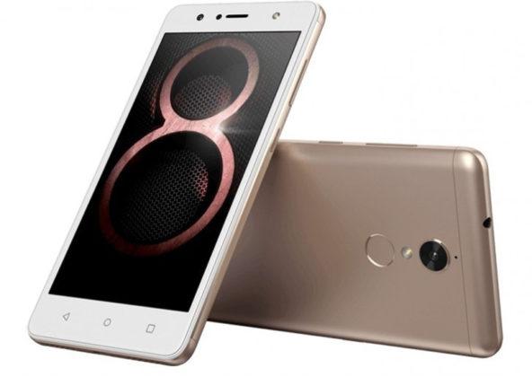 Lenovo K8 Plus Motorola smartphones