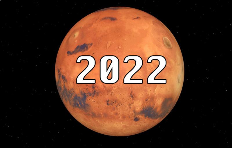 Space X - Elon Musk quer enviar a primeira missão a Marte em 5 anos!