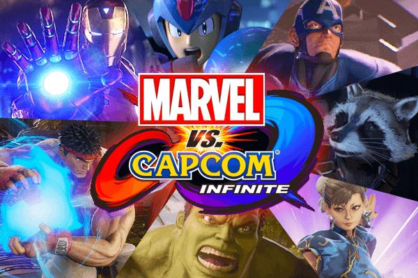 Marvel vs. Capcom Infinite novo DLC