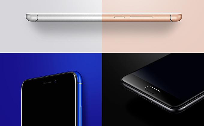Smartphone modesto e bonito: Meizu M6 já é oficial