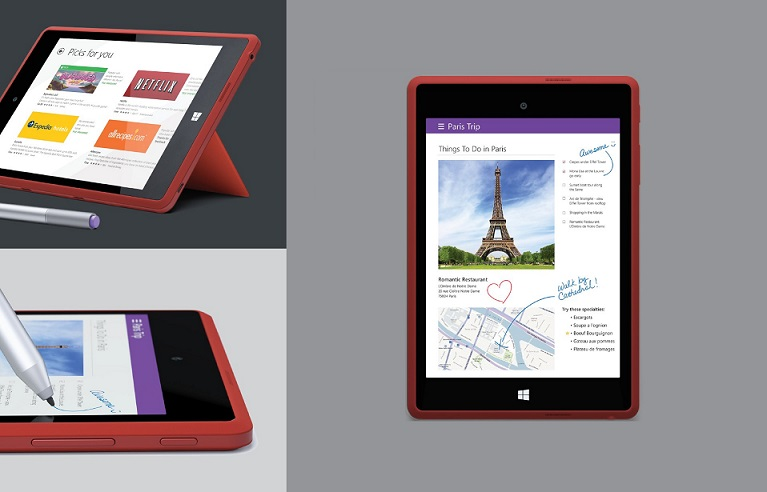 Microsoft Surface Mini Windows