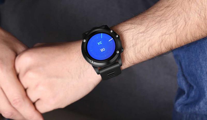 O smartwatch com 3G de 70€ - Um alternativa ao Apple Watch Series 3