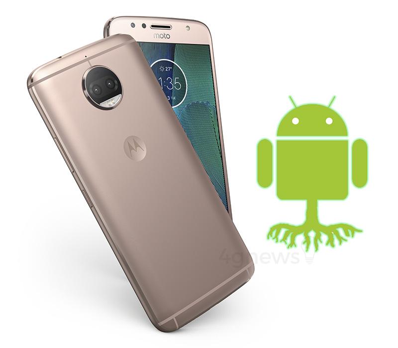 Motorola Moto G5S Plus root