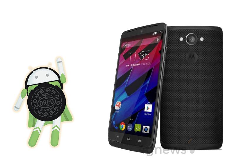 LineageOS 15 Motorola Moto Maxx Android Oreo