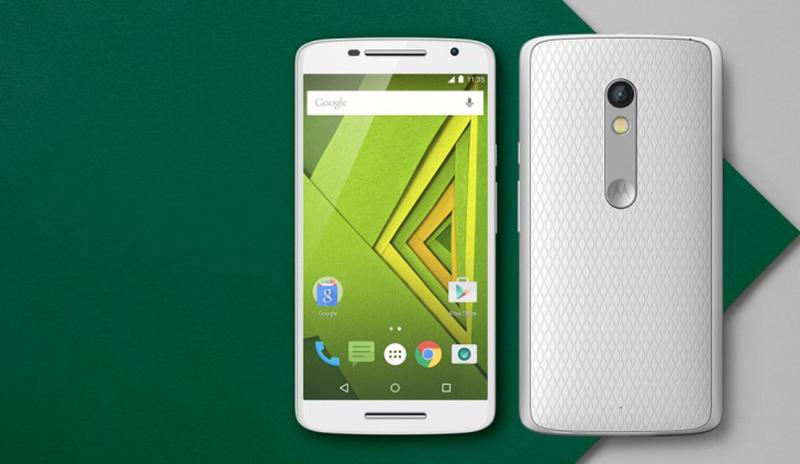 Motorola Moto X Play Android Nougat Brasil