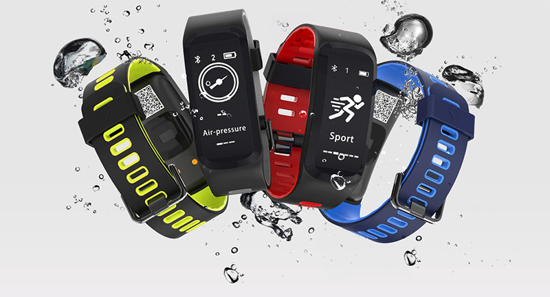 NO.1 Smartwatch Smartband DEAL