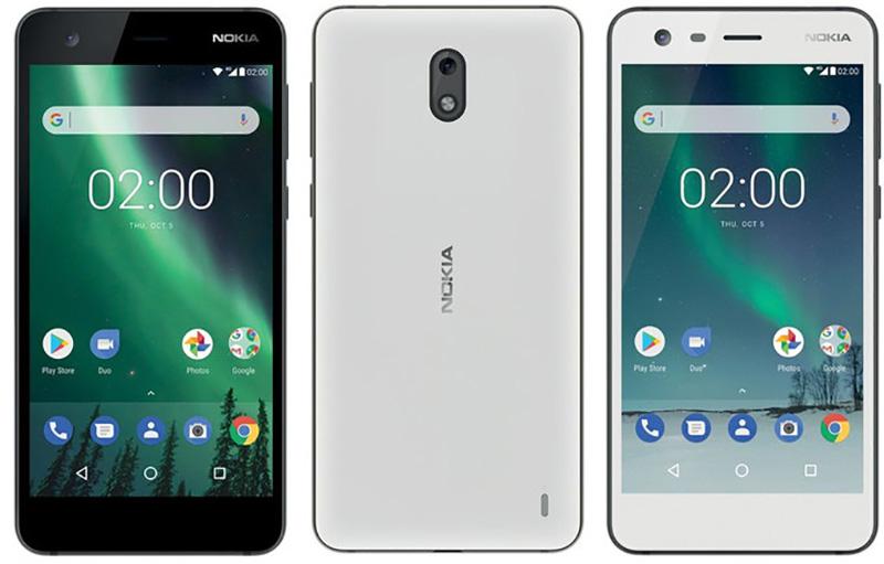 Nokia 2 smartphone HMD