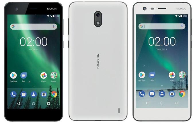 Alegado Nokia 2; Fonte: Evan Blass Smartphone