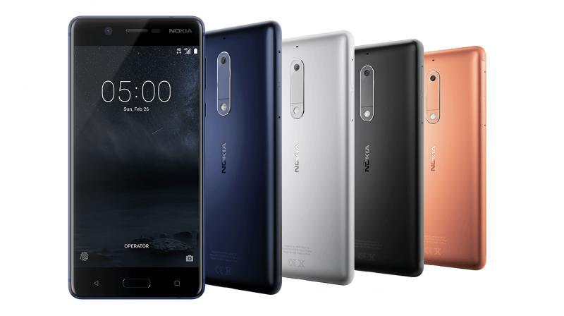 Nokia 8 HMD Portugal Android smartphone Nokia 8 Sirocco