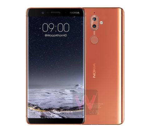 Nokia 2 Nokia 9 smartphones