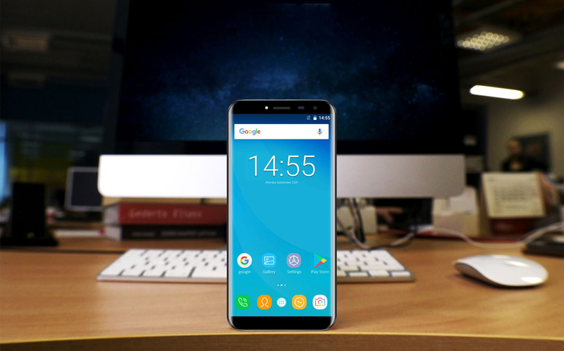 "Oukitel C8 - smartphone com ecrã ""Infinity Display"" custa menos de 70€"
