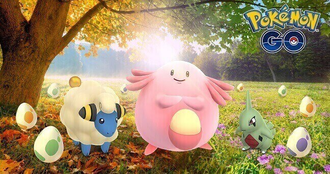 Pokémon GO: Niantic começa amanhã evento do equinócio