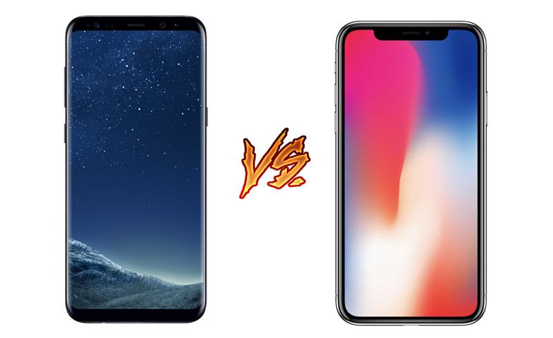 Samsung Galaxy S8 ou Apple iPhone X? Qual deves comprar?