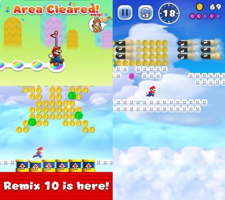 Super Mario Run Google Play Store