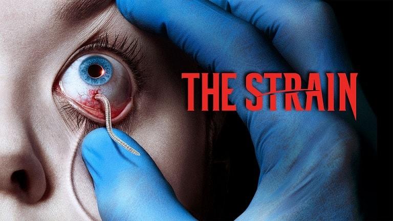 The Strain Série