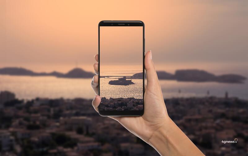 """Wiko VIEW: O smartphone com """"ecrã infinito"""" por menos de 200€"""