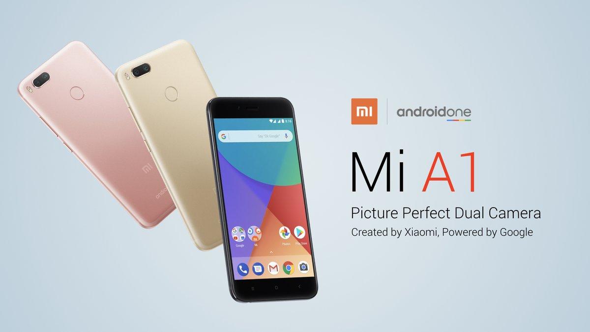 Xiaomi Mi A1 - O primeiro smartphome global da Xiaomi foi oficializado