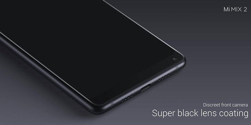 Xiaomi Mi Mix 2 smartphone Android