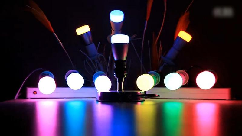 Aproveita o desconto nestas 3 lâmpadas inteligentes da Xiaomi
