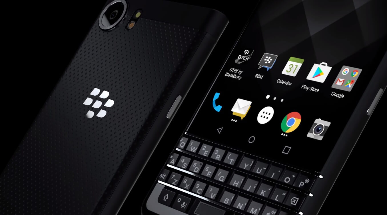 BlackBerry KEYone 'Black Edition'
