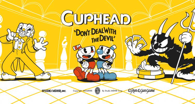Cuphead agora disponível para Xbox One e Windows 10