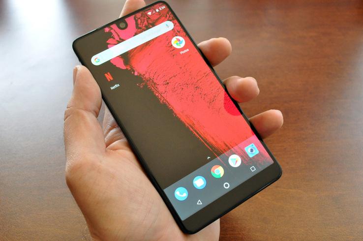 Essential Phone está a receber o novo Android 8.0 Oreo na versão Beta