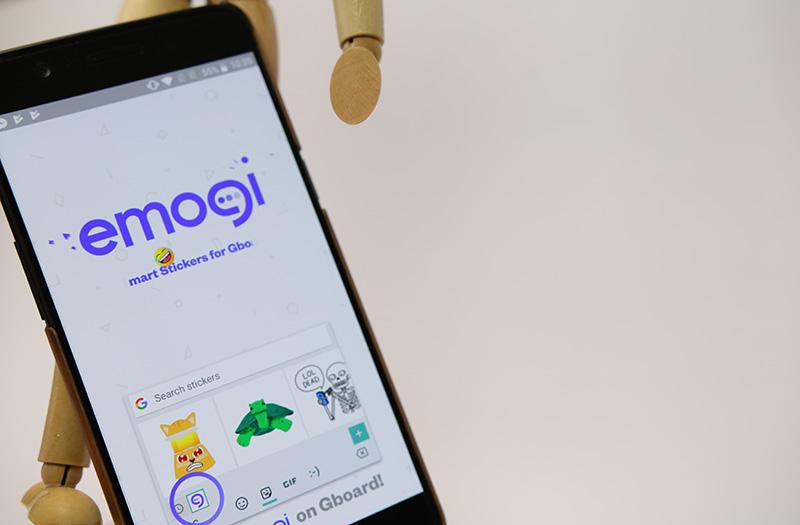 emogi Google GBoard Android teclado