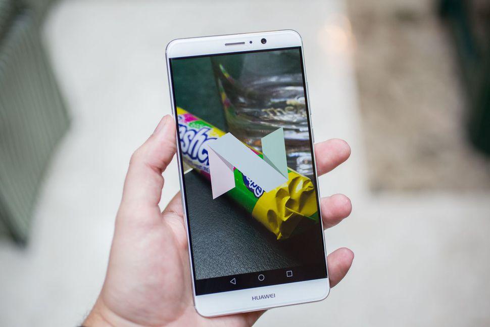 Huawei Mate 10 Lite deverá trazer um ecrã um pouco diferente