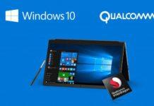 Microsoft Windows 10 Qualcomm Snapdragon 1000