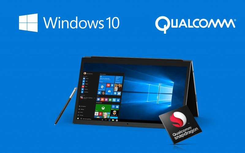 Windows 10 Snapdragon Xiaomi Samsung