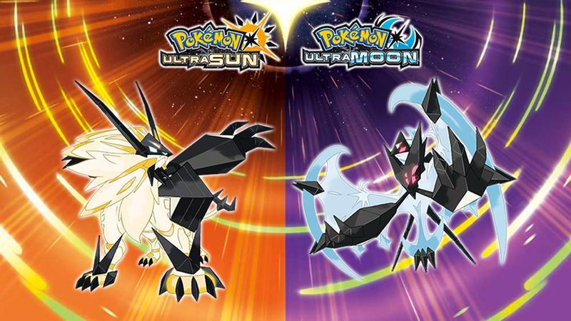 Novidades da Nintendo para Pokémon Ultra Sun / Ultra Moon