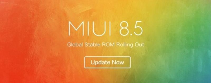Xiaomi MIUI 8.5 Xiaomi Mi 5 Pro