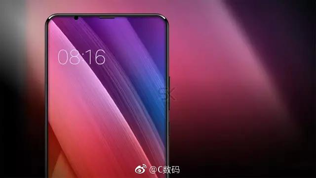 Será este o design do próximo Xiaomi Mi 7?