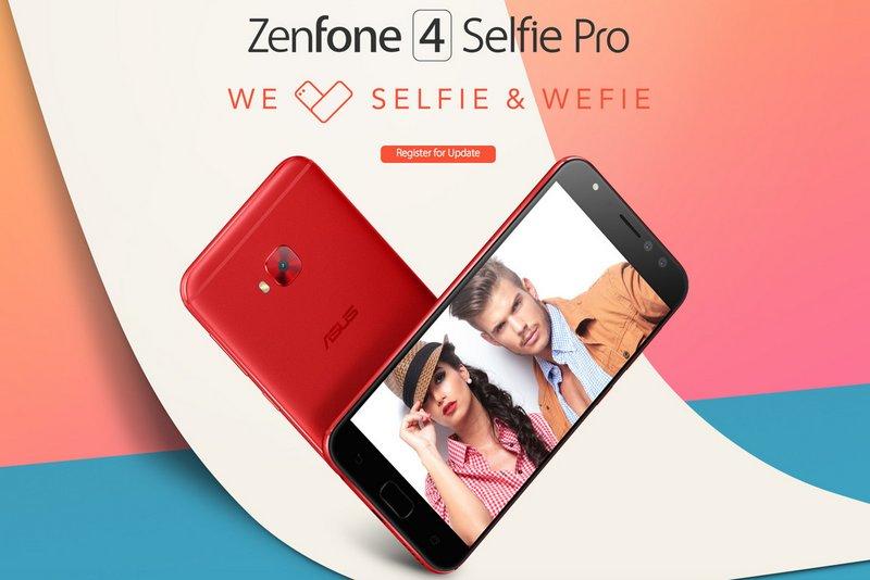 ASUS ZenFone 4 Selfie Pro ASUS Zenfone 3