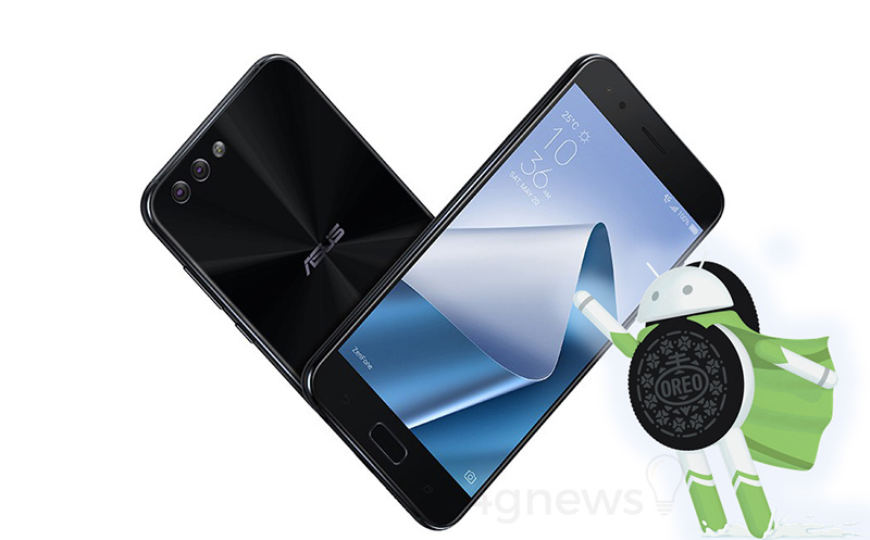 ASUS Zenfone Android Oreo