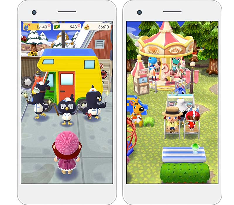 Nintendo - Animal Crossing: Pocket Camp smartphone