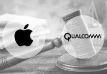Apple iPhone Qualcomm processo processo