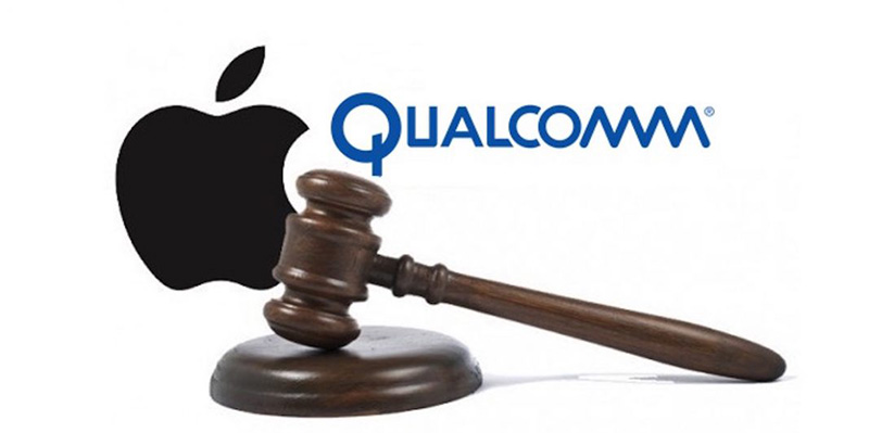 Apple iPhone Qualcomm Intel