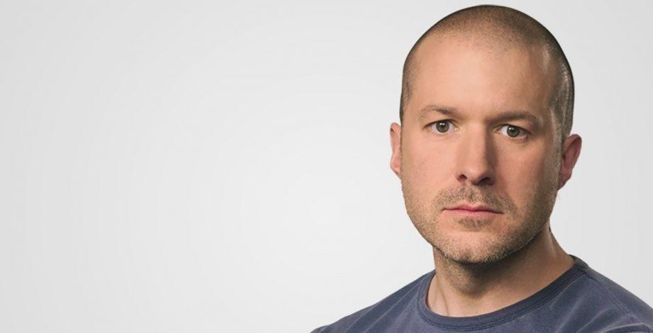 Apple iPhone X Jony Ive